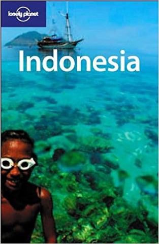 LONELY PLANET: INDONESIA 8TH EDITION