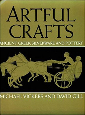 ARTFUL CRAFTS: ANCIENT GREEK SILVERWARE AND POTTERY