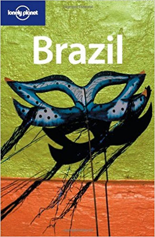LONELY PLANET: BRAZIL 6TH EDITION