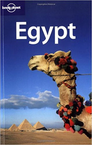 LONELY PLANET: EGYPT 7TH EDITION