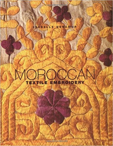 MOROCCAN TEXTILE EMBROIDERY