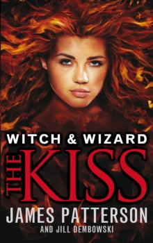 WITCH & WIZARD KISS: THE KISS