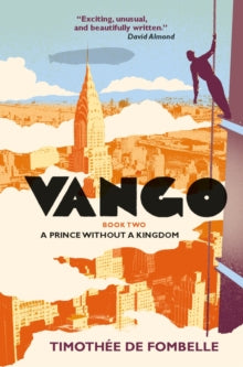 VANGO BOOK 2: A PRINCE WITHOUT A KINGDOM