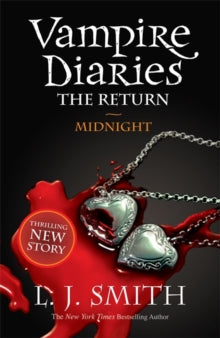 THE VAMPIRE DIARIES RETURN 7: MIDNIGHT