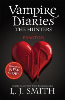 THE VAMPIRE DIARIES 8: PHANTOM