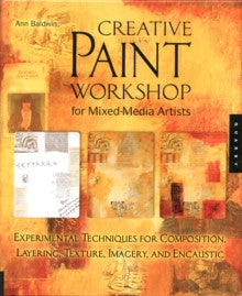 CREATIVE PAINT WORKSHOP FOR MEDIA ARTISTS