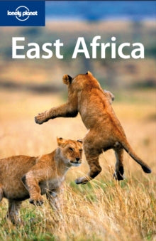 LONELY PLANET: EAST AFRICA 8TH EDITION