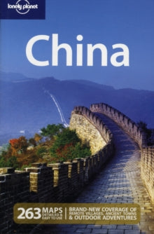 LONELY PLANET: CHINA 11TH EDITION