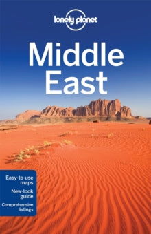 LONELY PLANET: MIDDLE EAST 8TH EDITION