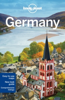 LONELY PLANET: GERMANY 8TH EDITION