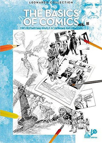 MARTIN F. WEBER LEONARDO COLLECTION 35: BASICS OF COMICS VOLUME 3