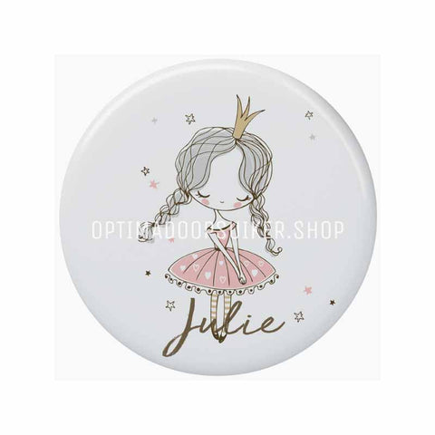 Button - Magneet Prinses - OptimaDoopsuiker