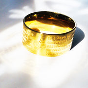 Forgiveness Ring - Gold