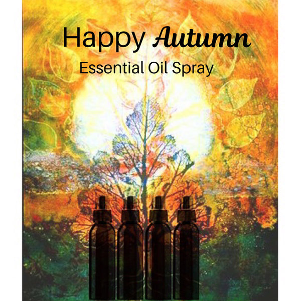 Happy Autumn Blend Essential Oil Spray