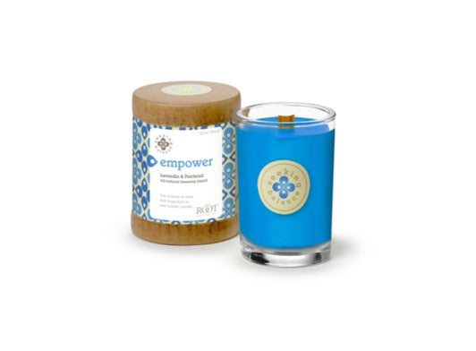 Holistic Candle: Empower with Lavandin and Patchouli