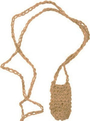 Medicine Bag Crystal Pouch - Hemp