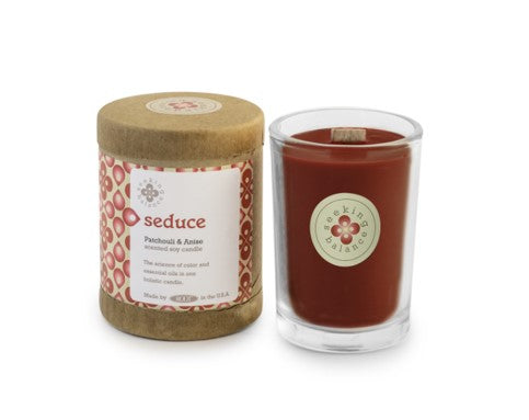 Holistic Candle: Seduce with Patchouli & Anise