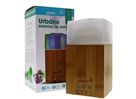 Essential Oil Diffuser - Bamboo