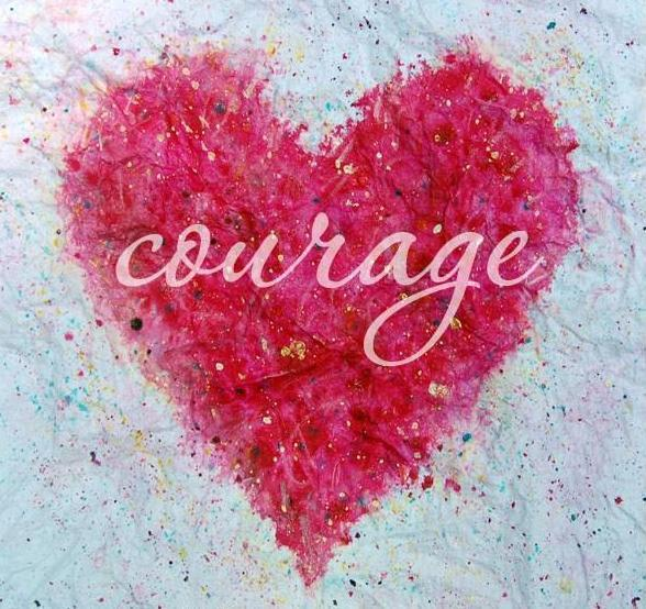Cultivating Courage! Yoga with Manisha