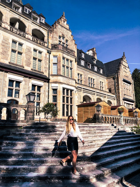 Indulge: Schlosshotel Kronberg and Rheingau, Germany