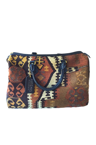 ARTEMIS Kilim Duffle Bag No. 3