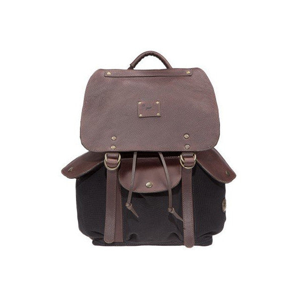 Lennon Backpack // Black - Mick & Kip