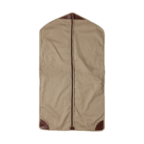 Holton Garment Sleeve // Brushed Twill Tan - Mick & Kip - 1