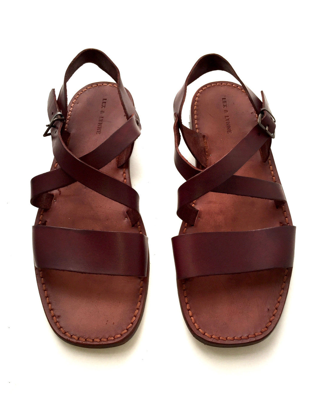 Zachary Sandal // Walnut - Mick & Kip