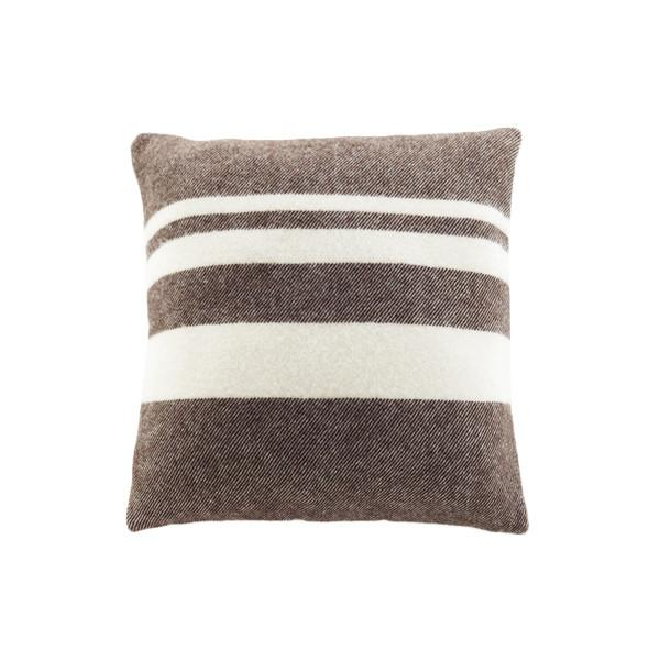 Wool Pillow // Lodge Stripe - Mick & Kip