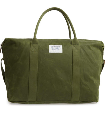 Olive Holdall Bag