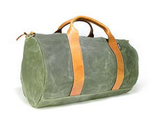 OWEN AND FRED WEEKENDER VOYAGER // ARMY GREEN - Mick & Kip - 2