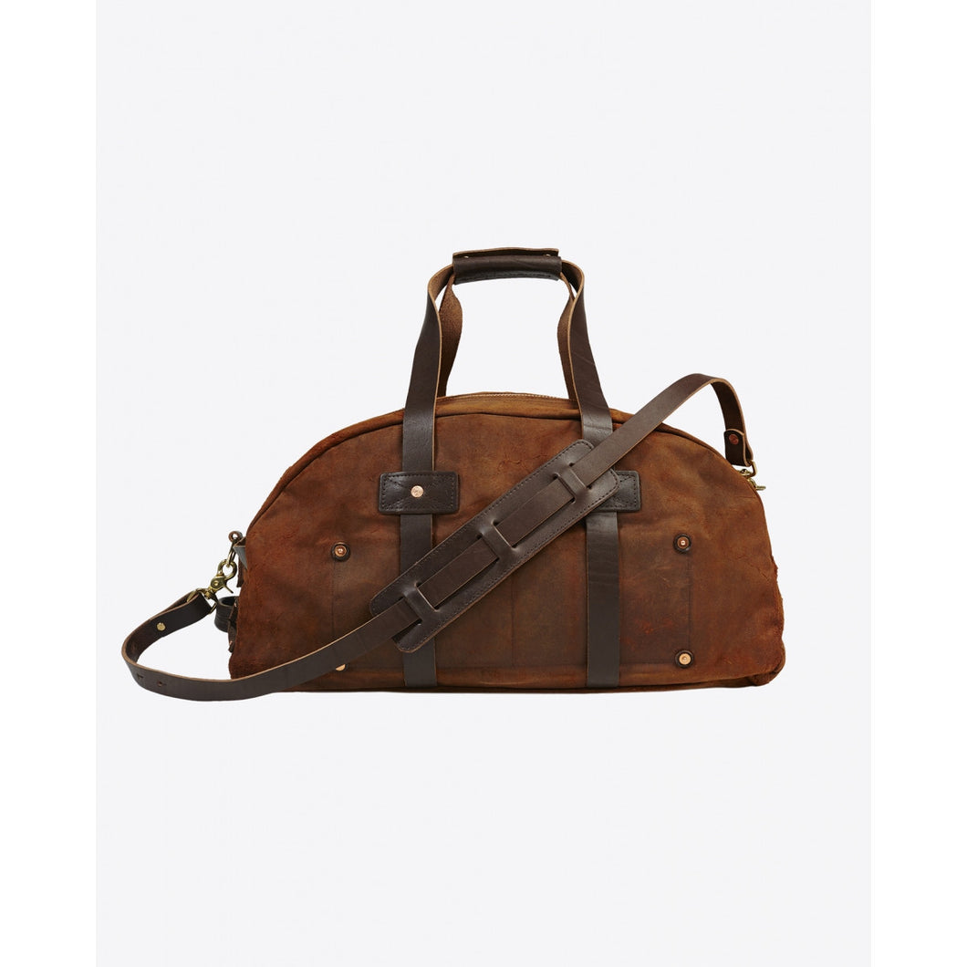 Double Zip Duffle Bag