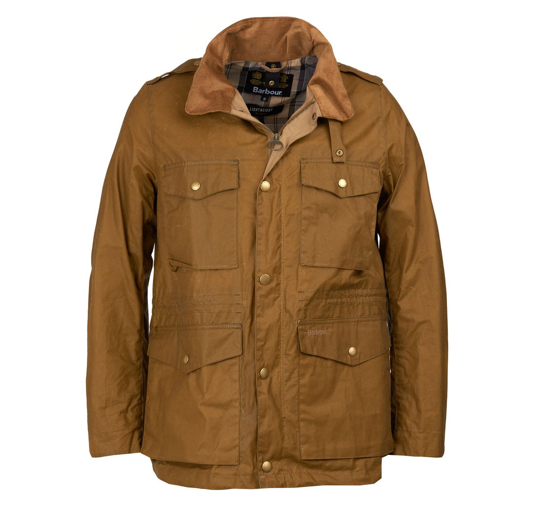 Lightweight Orel Wax Jacket