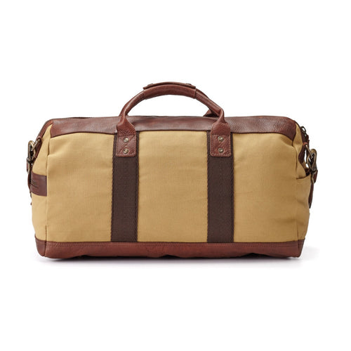 Atticus Duffle in Tan