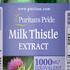 Milk Thistle Silymarin 4:1 Extract 1000 mg 90 softgels | Puritan's Pride