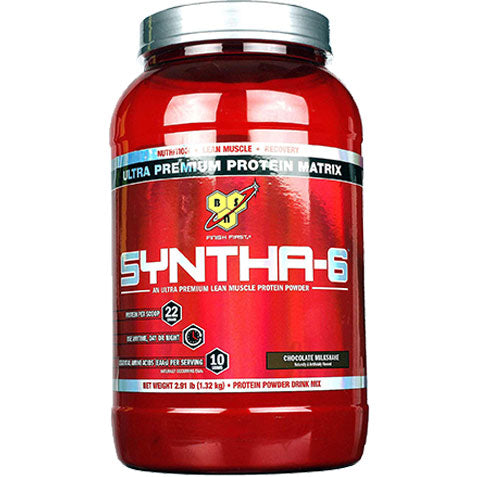 SYNTHA-6 Chocolate, 3 lbs | BSN