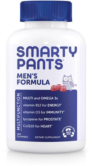 SmartyPants Vitamins Men's Formula 180 gummies