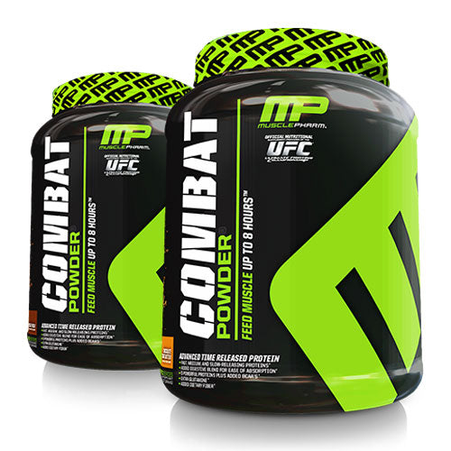 MP Combat Protein Powder Whey 2 lbs 26 servings | MusclePharm