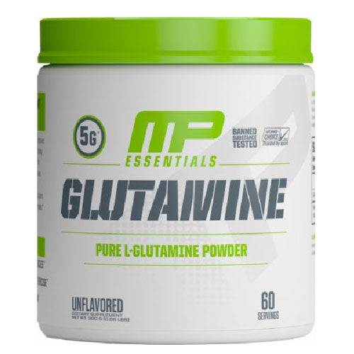 MP Glutamine 300 grams 60 servings | MusclePharm
