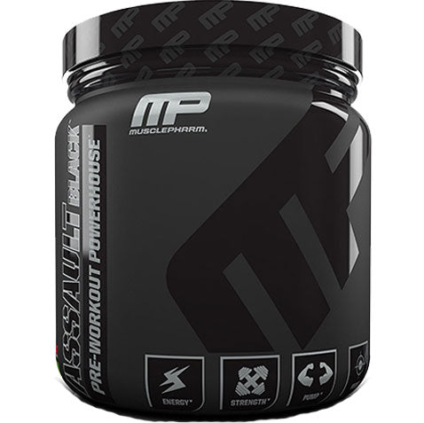 MP Assault Black Fruit Punch 30 servings | MusclePharm