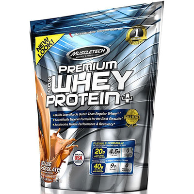 100% Whey 5 lbs, Chocolate | MuscleTech