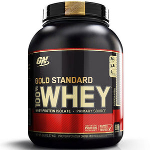 ON Gold Standard 100% Whey, Cookies and Cream, 5 lbs | Optimum Nutrition