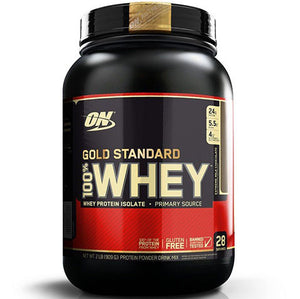 ON Gold Standard 100% Whey, Extreme Milk Chocolate, 2 lbs | Optimum Nutrition