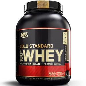 ON Gold Standard 100% Whey, Extreme Milk Chocolate, 5 lbs | Optimum Nutrition