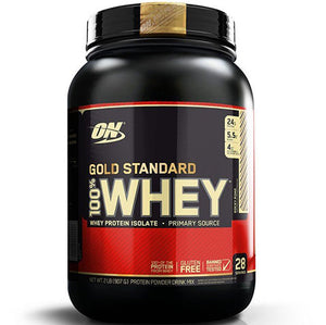 ON Gold Standard 100% Whey, Rocky Road, 2 lbs | Optimum Nutrition