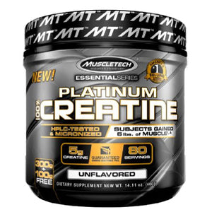 Platinum Series Creatine 0.89 lb 400 grams | MuscleTech