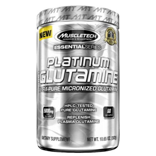 Platinum Series Glutamine 300 grams | MuscleTech