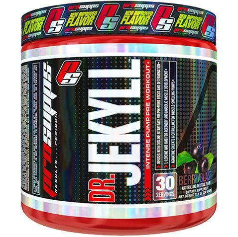 Dr. Jekyll 30 servings, Berry Blast | Pro Supps
