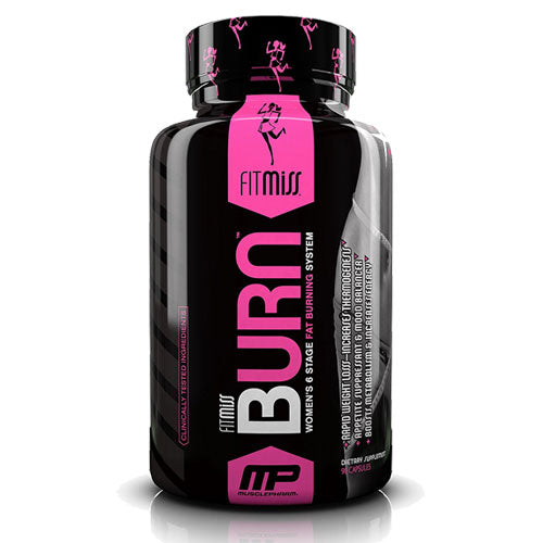 Burn 90 capsules 45 servings | Fitmiss