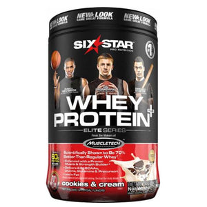 Six Star Whey Choco 2 lbs | MuscleTech